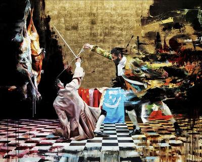 Conor Harrington, 'Fight Club (The Mess We Make)', 2013