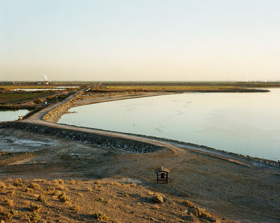 Alex Slade, 'Calenergy Geothermal Generating Plants/Sonny Bono Salton Sea National Wildlife Refuge, Calipatria, CA', 2013