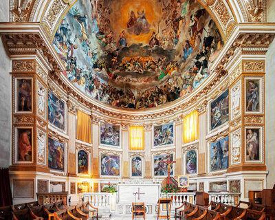 MAC OLLER, 'Basilica dei Santi Quattro Coronatti, Rome, Italy | Churches of Rome', 2019