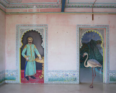 """Karen Knorr, 'The End of the Hunt, Bara Mahal, Udaipur.From the series """"India Song""""', 2012"""