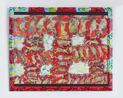 Maija Peeples-Bright, 'Wolf Weave', 1971