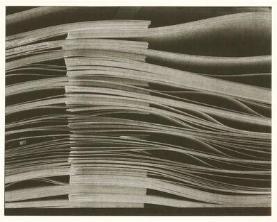 John Latham, 'Flat Time 1-10', 2004