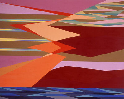 Odili Donald Odita, 'In Between', 2002