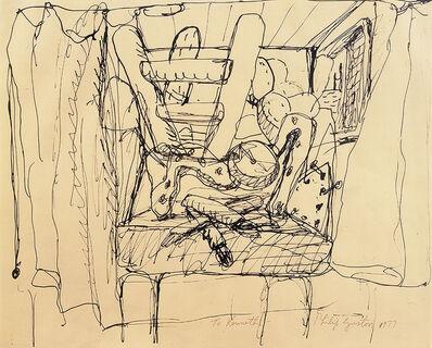 Philip Guston, 'Untitled', 1977