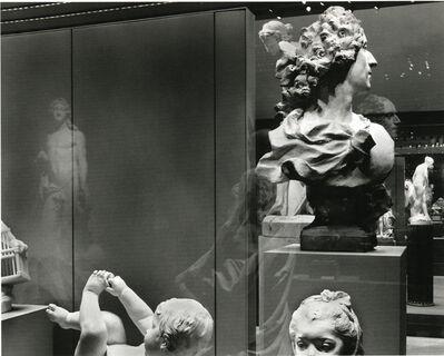 Jean-Christophe BALLOT, 'Louvre, Aile Richelieu, Une Vitrine de sculptures françaises du XVIII siécle, Paris', 2001