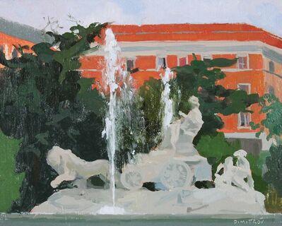 Martin Dimitrov, 'Spanish Fountain', 2017