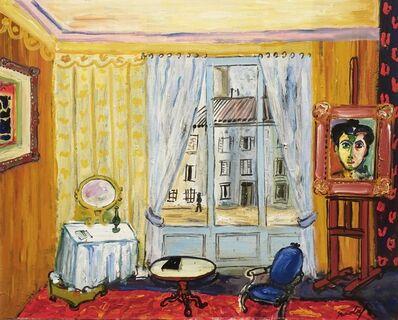 Carlos Nadal, 'La grand fenêtre ouverte', 1992
