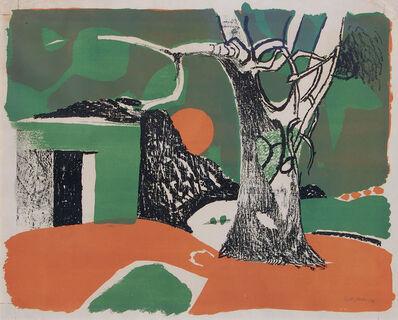 Keith Vaughan, 'Winter Landscape', 1949