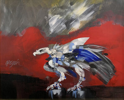 Alejandro Obregón, 'Condor', ca. 1975