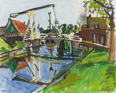 Jason Berger, 'Bridge, Edam', 1989