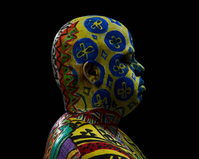 Roberto Lugo, 'Yo Soy Boricua: DNA Study By Pattern', 2019