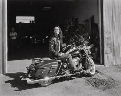 Andrea Modica, 'Real Indians (Complete Portfolio with 25 works)', 2002