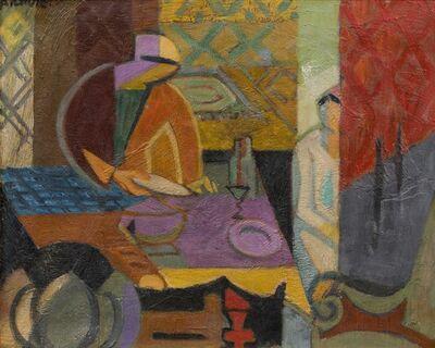 André Lhote, 'La salle à manger', circa 1944-45