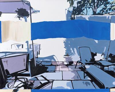 Ginnie Gardiner, 'Blue Horizon'