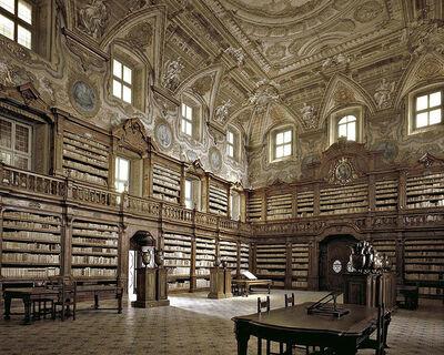 Massimo Listri, 'Biblioteca dei Girolamini, Naples, Italy | World Libraries', 2018