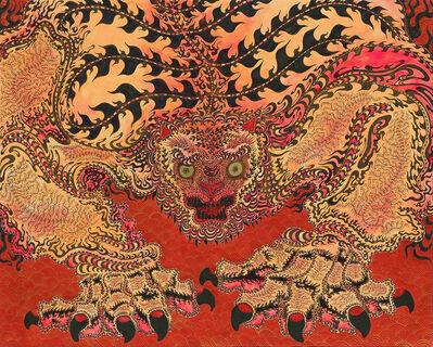 Kaneko Tomiyuki, 'Messenger of Bishamon Temple 6', 2021