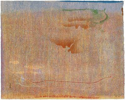 Helen Frankenthaler, 'Cedar Hill', 1983