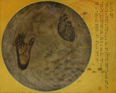Chatchai Suphin, 'The Moon no.4', 2013
