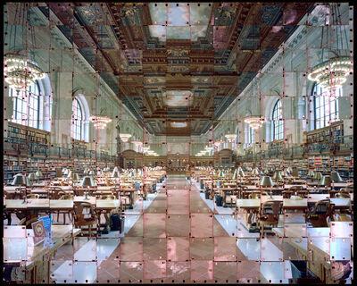 Park Seung Hoon, 'New York Public Library', 2014