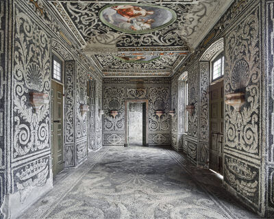 David Burdeny, 'Palazzo Arese Borromeo (Cesano Maderno), Italy', 2016