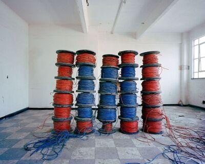 Alejandra Laviada, 'Checkers', 2007
