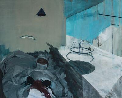 Patrícia Kaliczka, 'Pyramid Surgical Assistant --- Piramis műtőasszisztens', 2012