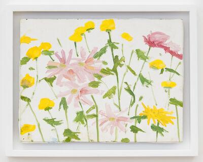 Alex Katz, 'Spring Flowers 1', 2011