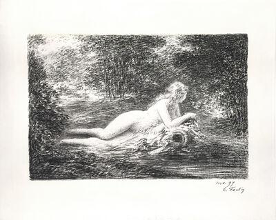 Henri Fantin-Latour, 'La Source dans les Bois', 1898