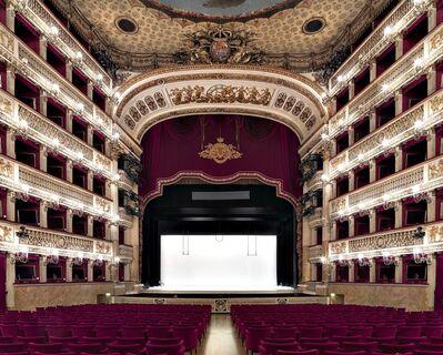 Massimo Listri, 'Teatro Sao Carlos, Lisbon, Portugal', 2017