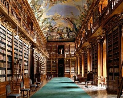 Massimo Listri, 'Strahov Library, Prague', 2009