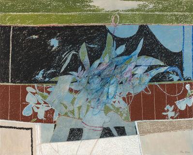 Otis Huband, 'Flowers on the Porch', 2016
