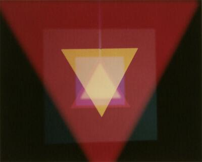 João Maria Gusmão & Pedro Paiva, 'Triangles and Squares 5', 2013