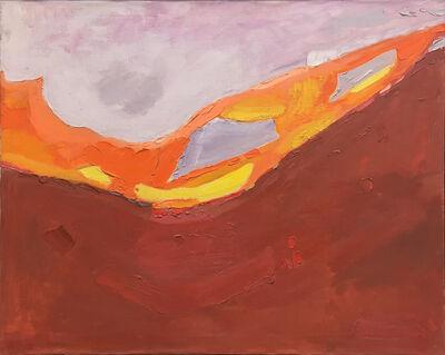Adeine de la Noe, 'Arches No. 12', ca. 1980s