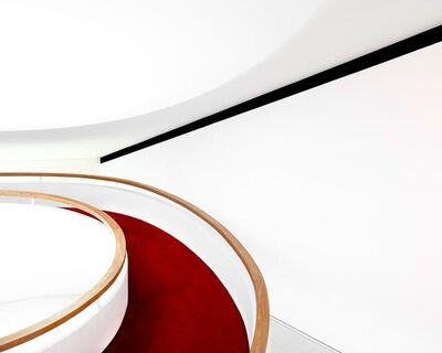Massimo Listri, 'Auditorium I, Oscar Niemeyer, Sao Paulo, Brazil', 2012