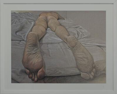 Caroline Thon, 'Feet', 2018
