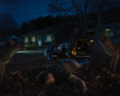 Gregory Crewdson, 'Untitled (Bud Man) from Twilight', 1999