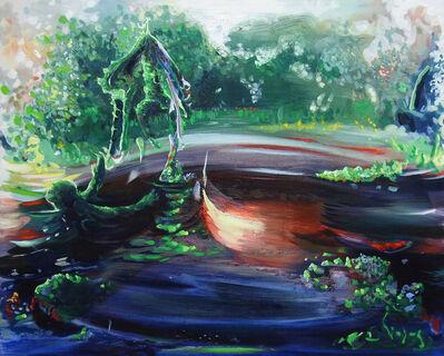 akiko ueda, 'Green Marks', 2014