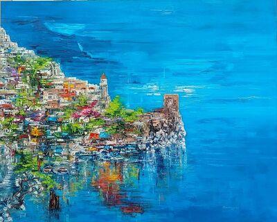 Roberto Di Viccaro, 'Verso Amalfi', 2019