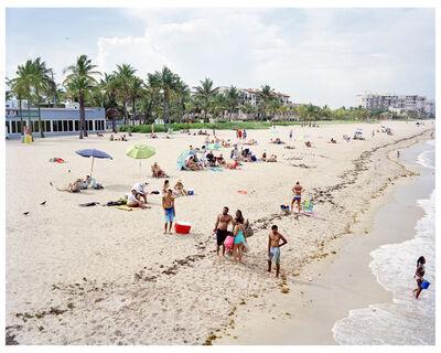 Azikiwe Mohammed, 'Unnamed Beach, Florida', 2012