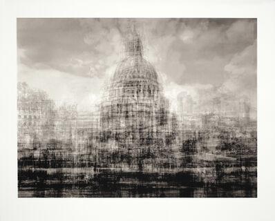 Idris Khan, 'St. Paul's, London', 2015