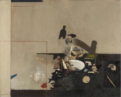 Gianfranco Ferroni, 'Oggetti familiari', 1963