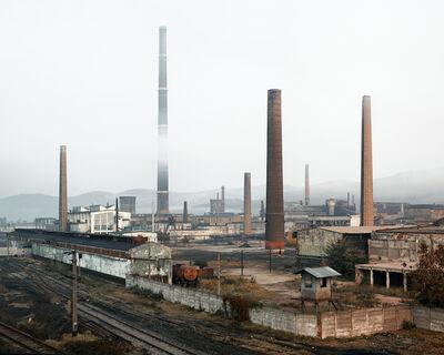 Tamas Dezso, 'Copsa Mica Factory (Copsa Mica, Central Romania)', 2013
