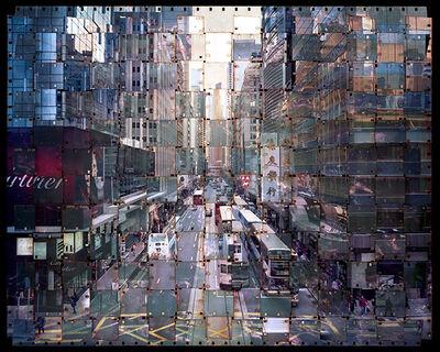 Park Seung Hoon, 'Queen's Road (Textus #034-1)', N/A