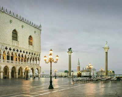 David Burdeny, 'San Marco Dawn, Venice, Italy', 2012