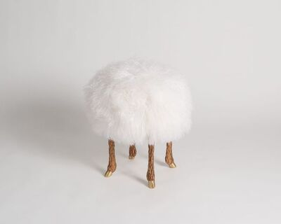 Marc Bankowsky, 'Pieds de Bouc, Contemporary Stool', France-2008