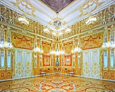 David Burdeny, 'Amber Room, Catherine Palace, St-Petersburg, Russia', 2015