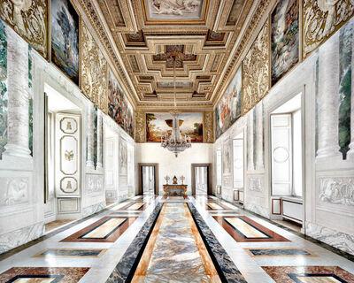 Massimo Listri, 'Palazzo del Quirinale Sala Gialla', 2015