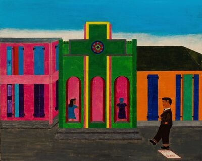 Alfred Gabriel, 'Town Chapel', 1970-1980