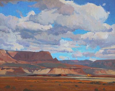 "G. Russell Case, '""Arizona Skies""', 2016"
