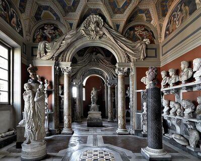 Massimo Listri, 'Sala dei Busti, Museo Pio Clementino, Musei Vaticani XII ', 2011